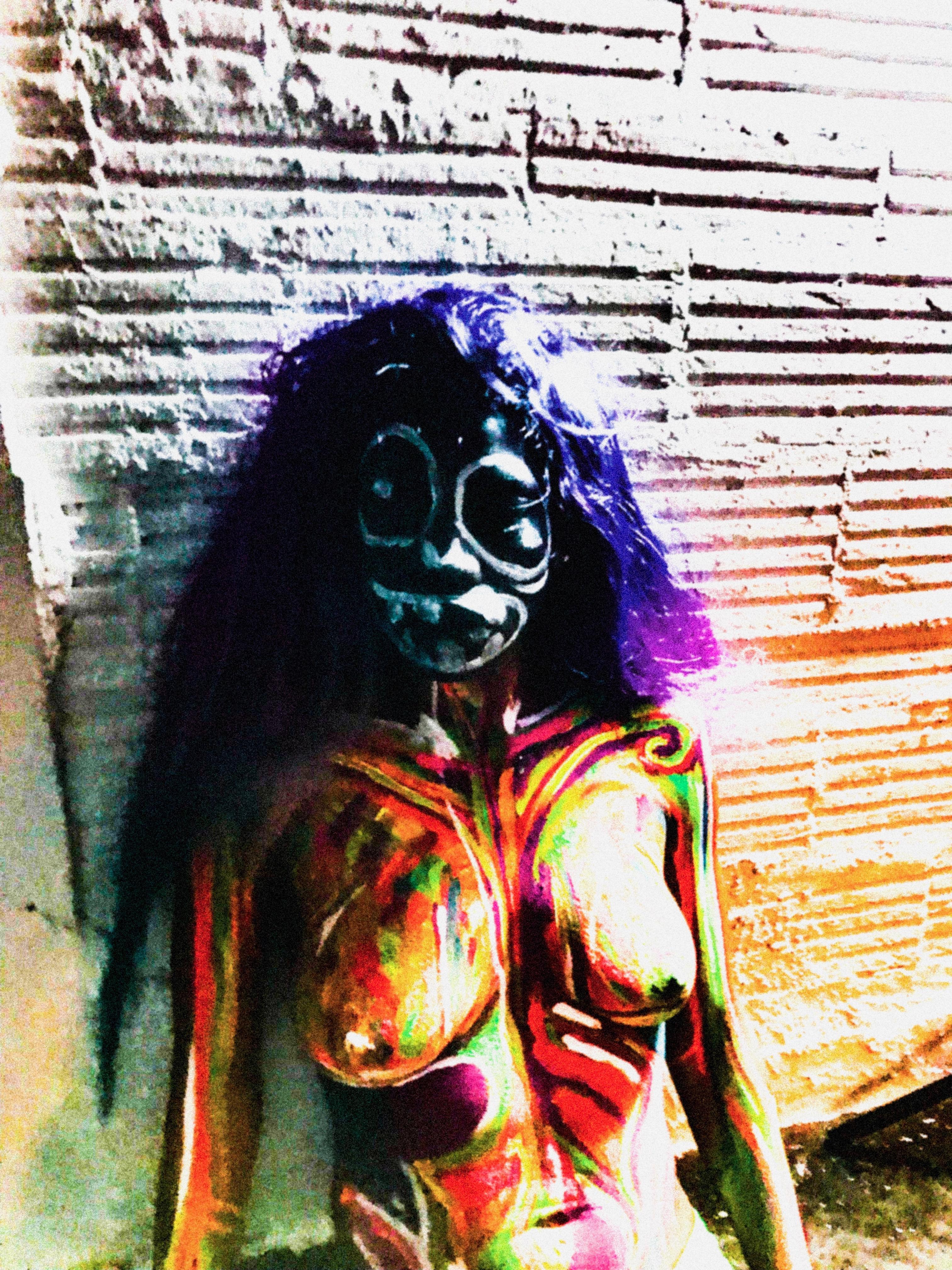 daniel matthew york body art delusionism Body Painting