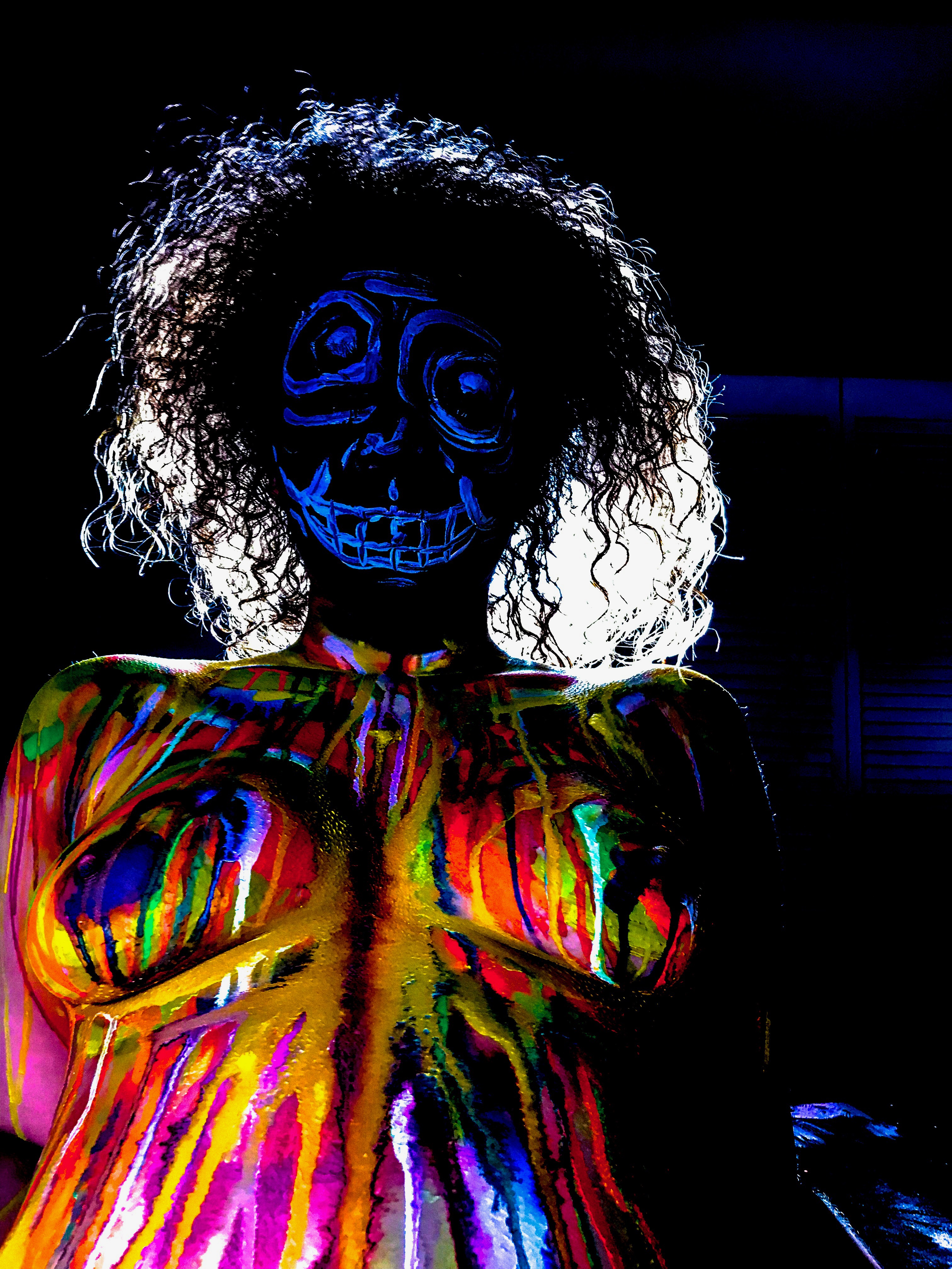 %name Body Painting