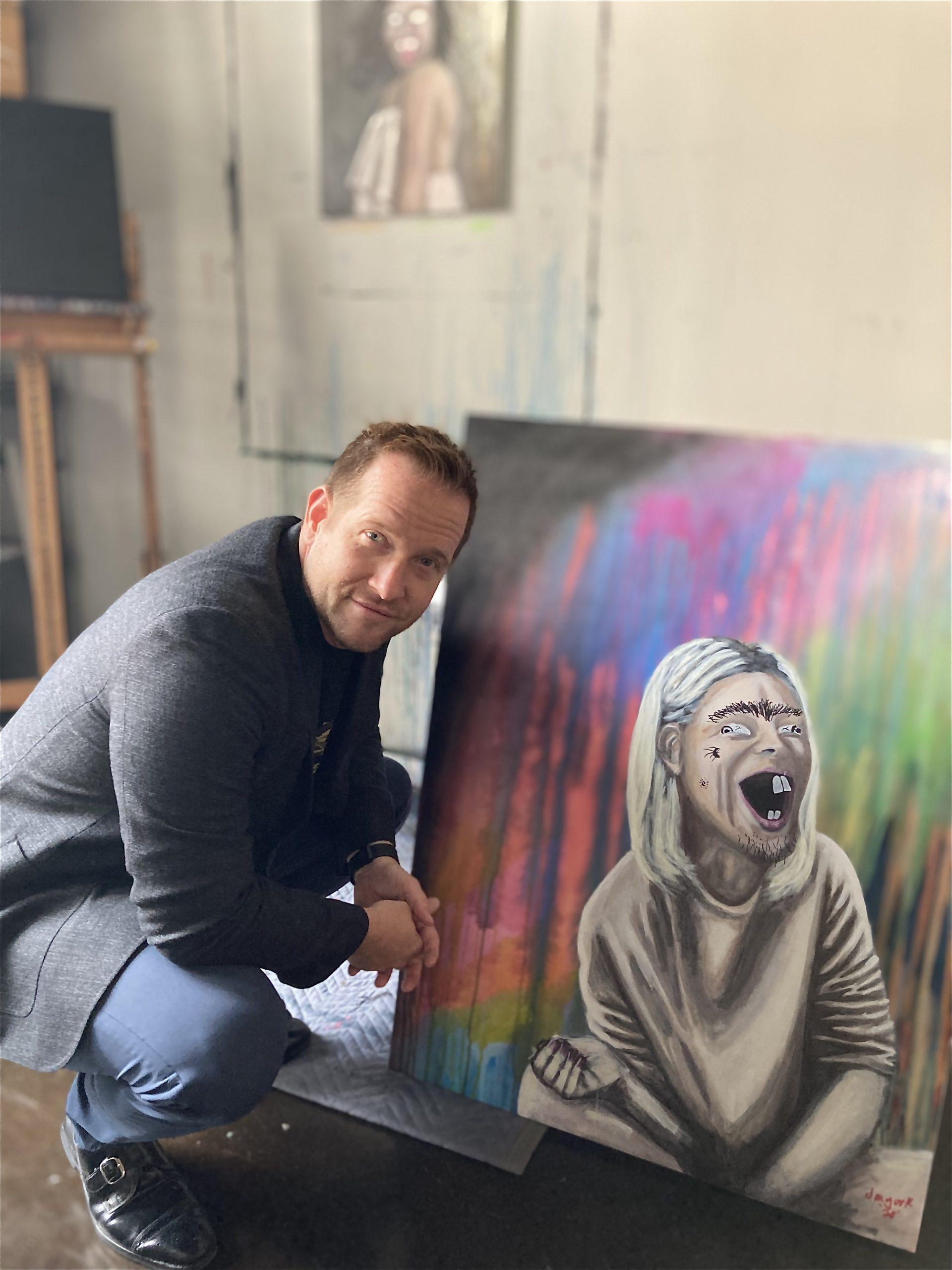 Daniel Matthew York | American Artist | 2020